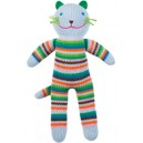 "Blabla kids ""Mini-Sandwich the Cat"" Strickpppe"